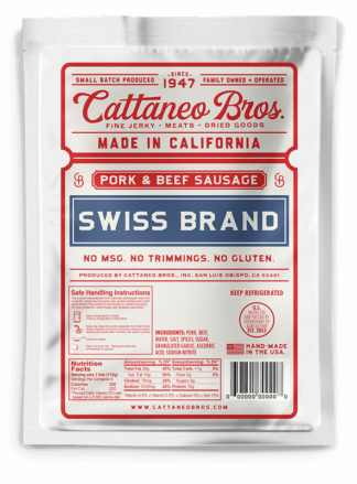 sausages swiss brand