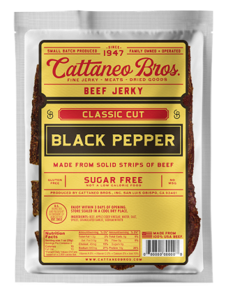 Classic Cut Black Pepper